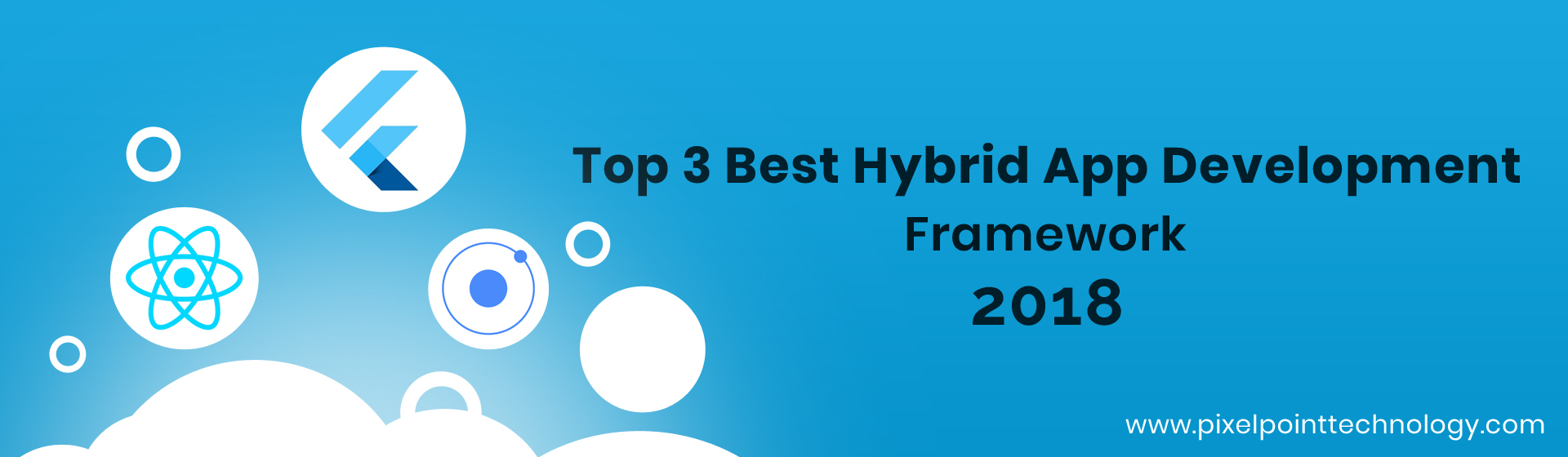 best hybrid app development framework